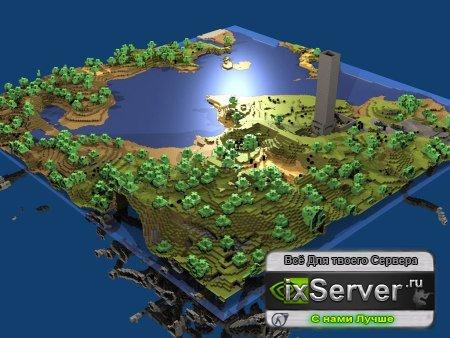 MineCraft Сервер by SaYmAn