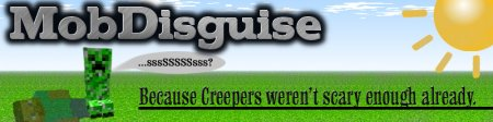MobDisguise для minecraft 1.8.1