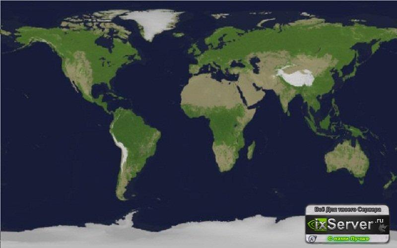 """Скриншоты """"Карта планеты Земля для minecraft"""""""