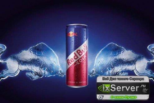 Red Bull v1.1 для CSS