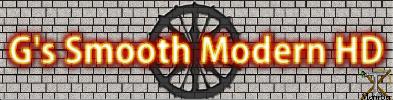 Smooth Modern HD для minecraft 1.0.0