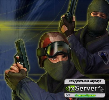 Counter Strike 1.6 на android