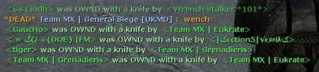 Knife Owned