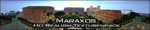 Maraxos Realism HD Texturepack для MineCraft