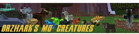 Mo' Creatures - v3.2.2 для MineCraft 1.1