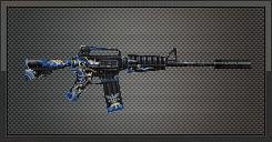 M4A1 Ice Dragon